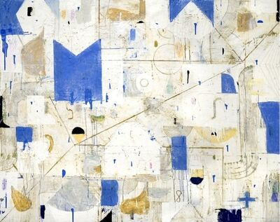 Nicholas Wilton, 'Blue Day 2', 2017