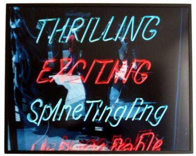 Lisa Kereszi, 'Thrilling', 2005
