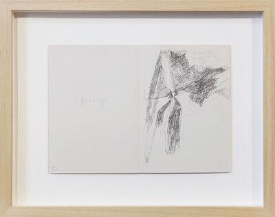 Joseph Beuys, 'Ausgangspunkt/Gordischer Knoten', 1975