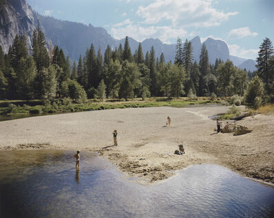 Stephen Shore, 'Merced River, Yosemite National Park, California', August 13-1979