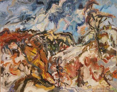 David Alexander, 'Wind Ripped', 2009