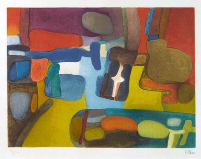 Maurice Estève, 'Cali', 1963
