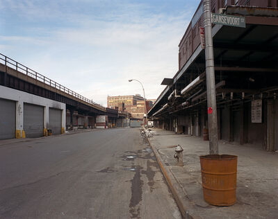 Brian Rose, 'Washington and Gansevoort Street, 1985', 1985