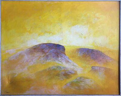 Byron Galvez, 'Amanecer', 1974