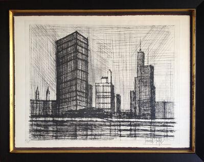 Bernard Buffet, 'Cityscape', ca. 1949