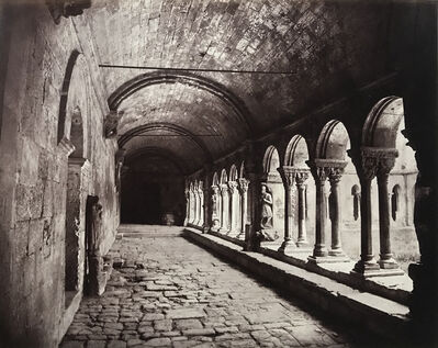 Édouard Baldus, 'Arles. Cloitre St Trophime', ca. 1860