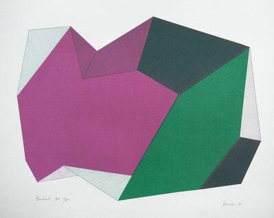 Jean-Marie Haessle, 'Breakout', 1980