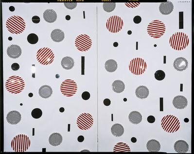 Jacky Redgate, 'Light Throw (Mirrors) Fold #10', 2014-2015