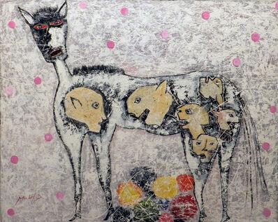 Michel Delgado, 'All Battles Start Inside', 2015