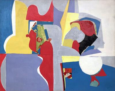 Beatrice Mandelman, 'Yellow No. 2', 1960-1969