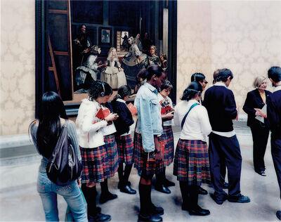 Thomas Struth, 'Museo del Prado 5'