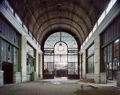 Yves Marchand & Romain Meffre, 'Usine Beaudeaux', 2012