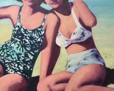 TS Harris, 'Beach Beauties', 2017