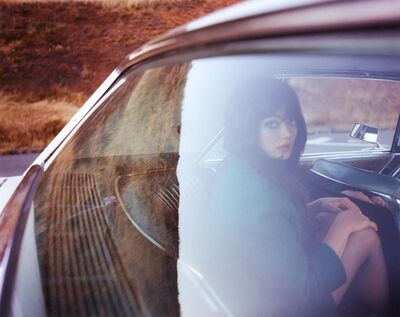 Todd Hido, '#10552-c (from: Selections From A Survey - Khrystyna's World)', 2011