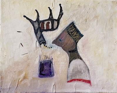 Robert Zurer, 'Cave Painting', 2020