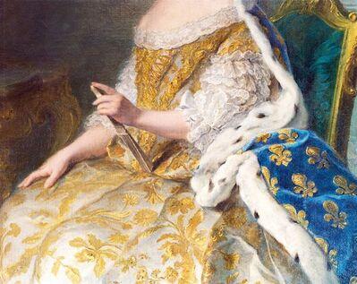 Robert Polidori, 'Louise-Élisabeth de France, infante d'Espagne, puis duchesse de Parme, MV 3806, by Jean-Marc Nattier, 1761. Grand cabinet de Madame Adela´de, (58) CCE.01.076, Corps Central - R.d.C, Versailles (RP.Vers.v3p078) (PKE20834)', 2009