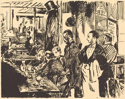 Édouard Manet, 'At the Café (Au café)', 1869