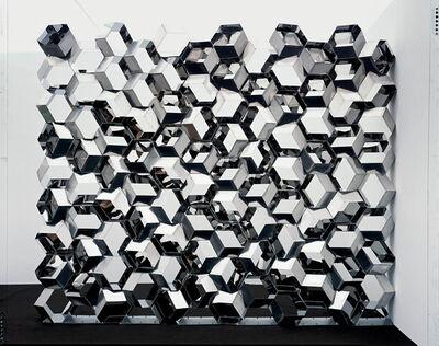 Olafur Eliasson, 'Negative quasi brick wall', 2003