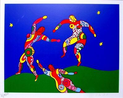 Niki de Saint Phalle, 'Hommage À Matisse', 1998