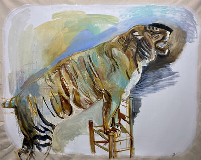 Klara Glosova, 'Lion Tamer', 2019
