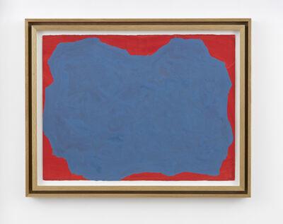 Sol LeWitt, 'Untitled, (Irregular shape)', 1998