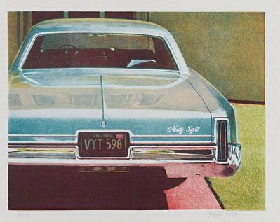 Robert Bechtle, ''68 Oldsmobile ', 1969