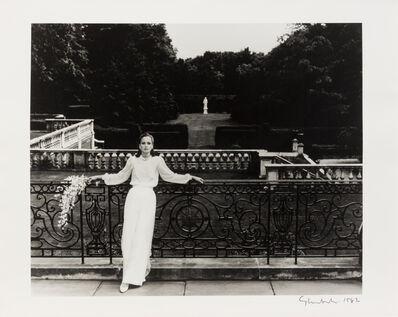 Victor Skrebneski, 'Untitled (Karen Graham for Estee Lauder)', 1982