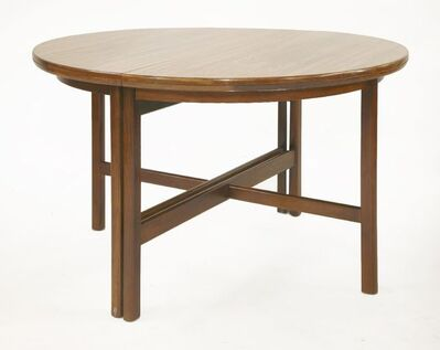 Robert Heritage, 'A rosewood dining table,'