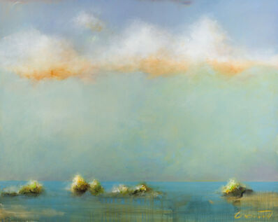 Eric Abrecht, 'Morning Return'