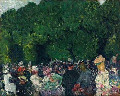 Louis Valtat, 'Les Champs Elysées', 1899