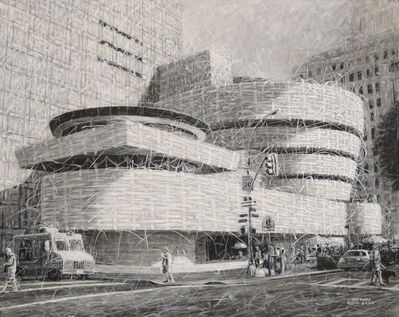 Alexi Torres, 'Guggenheim Museum', 2016