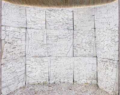 Marjan Teeuwen, 'Destroyed House Arles 1', 2020