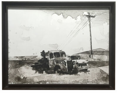 Jonas Fahnestock, 'Trucks'