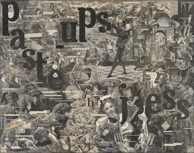 Jess, 'Paste-Ups by Jess', 1967