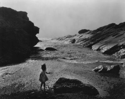 Wynn Bullock, 'Lynne, Point Lobos', 1956