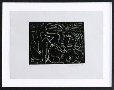 A.R. Penck, 'Muse', 1993