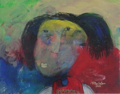Islam Kamil, 'Faces From Memory ', 2016