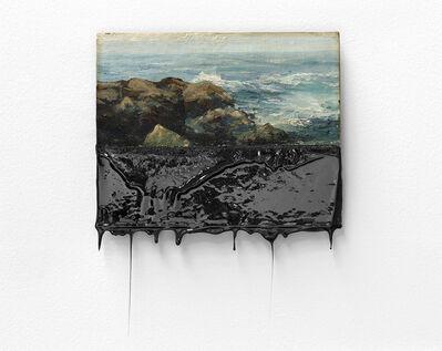 Minerva Cuevas, 'Raue See', 2015