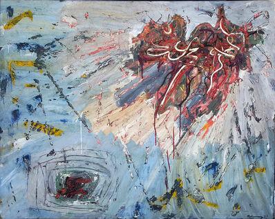 Robert Richenburg, 'The Fearful Area', 1957