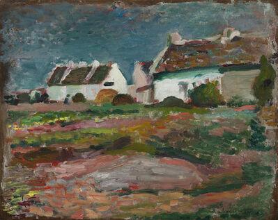 Henri Matisse, 'Maison à Kervilahouen, Belle-Île', 1896