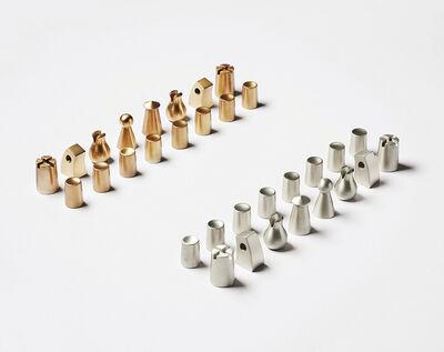 Man Ray, 'Chess Set', 1971
