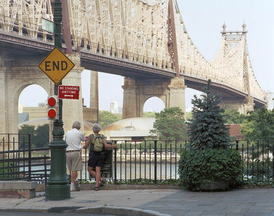 David Leventi, 'Ed Koch Queensboro Bridge, New York, New York', 2005-2007