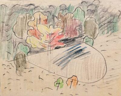 Karl Knaths, 'Untitled (Fall Landscape)', ca. 1925