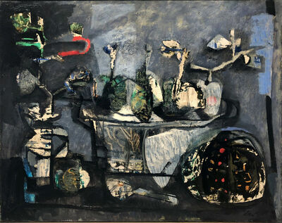 Antoni Clavé, 'Nature morte aux fruits', 1954