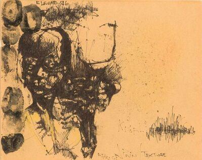 Ezrom Legae, 'Kigali - Africa, Pain, Texture', 1996