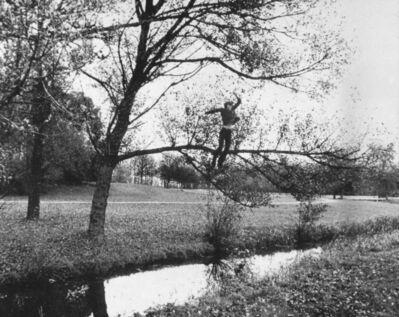 Bas Jan Ader, 'Broken Fall (organic), Amsterdamse Bos, Holland', 1971/1994