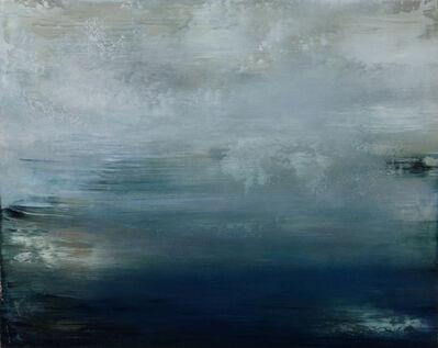 Aondrea Maynard, 'Moon & Sea', 2016