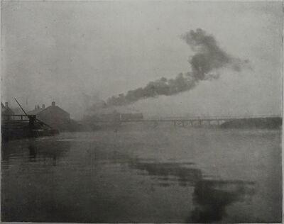 P. H. Emerson, 'The Bridge', 1895