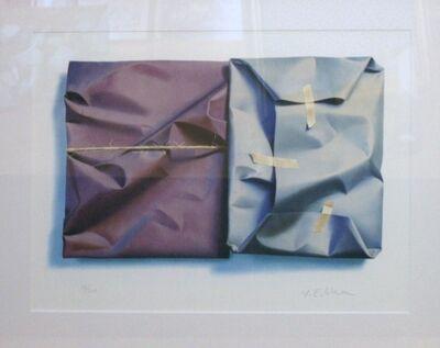 Yrjo Edelmann, 'Rope and Tape Package'