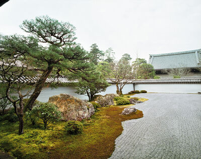 Jacqueline Hassink, 'Seiryoden 7 subtemple of Nanzen-ji East Kyoto 4 March 2009 (8:00–9:00)', 2009